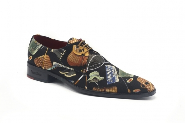 Zapato modelo Popping, fabricado en Fantasia Gone Fishing