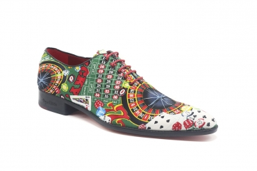 Zapato modelo Color Up, fabricado en Fantasia Casino