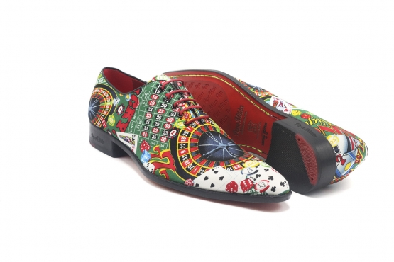 Color Up Shoe model, manufactured in Fantasia Casino
