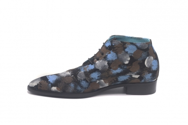 Oxido model ankle boot, manufactured in Monet