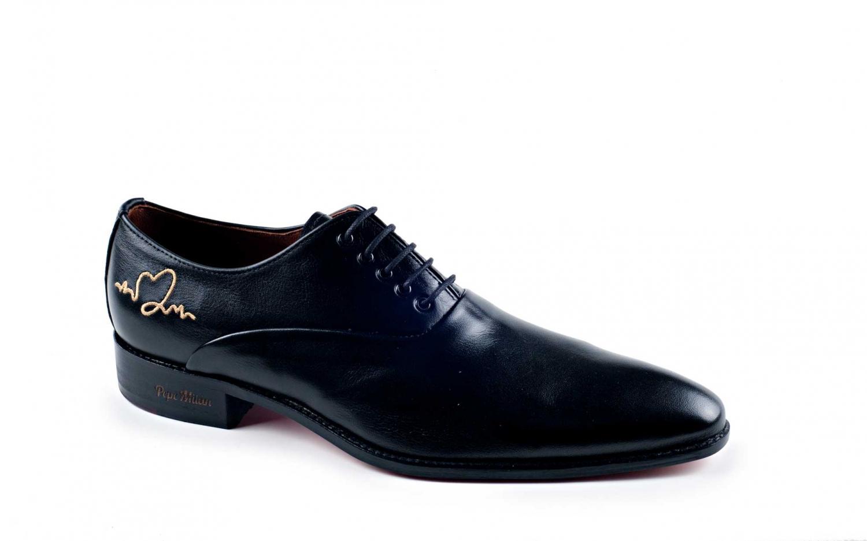 Manageren Chaussure noir Chaussure noir gazelle Manageren chacal e2WEH9YDI