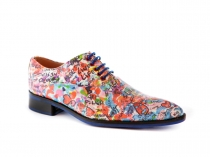 Zapato modelo Art power, fabricado en napa art power.