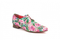 Florisa model shoe, made in pink M-30.